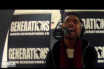 "Miguel ""Performs ""Adorn"" On Generations Radio"" Video"
