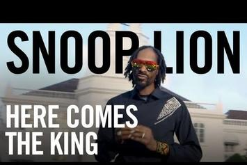 """Snoop Dogg Feat. Angela Hunte """"Here Comes The King"""" Video"""