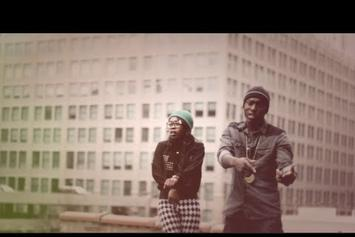 """Tink Feat. Seven """"Hate On Me"""" Video"""