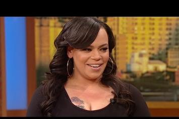 "Faith Evans ""Talks B.I.G. Murder and Relationship With Lil Kim"" Video"