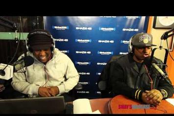 """Cassidy """"Freestyle On Sway In The Morning"""" Video"""