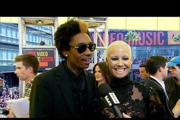 "Wiz Khalifa Feat. Amber Rose ""Talks On Pregnancy & Wedding"" Video"