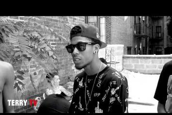 """Odd Future Wolf Gang Kill Them All  """"Freestyle At Terry Richardson's Studio"""" Video"""