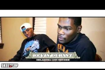 "Privaledge ""Interview w/ Kevin Durant, James Harden and DJ Skee (Making The Playbook)"" Video"