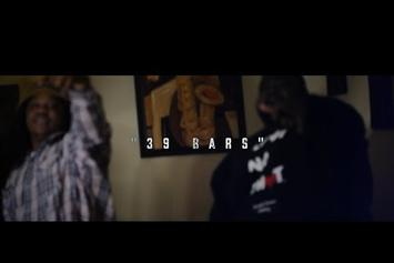"Katie Got Bandz ""39 Bars (Freestyle)"" Video"