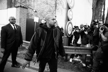 Kanye West's Laptop Reportedly Stolen