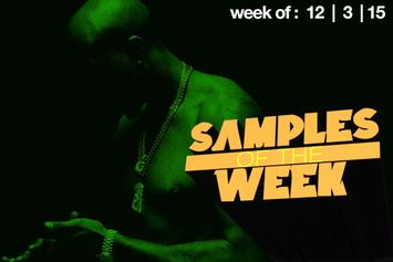 Samples Of The Week: March 12