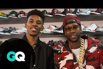 "2 Chainz & Nick Young Shop For Rare Sneakers On ""Most Expensivest Shit"""