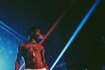 """Travi$ Scott Dissed Trey Songz On Stage, And Fans Are Not Happy About It [Update: Travi$ Says There's """"No Beef""""]"""
