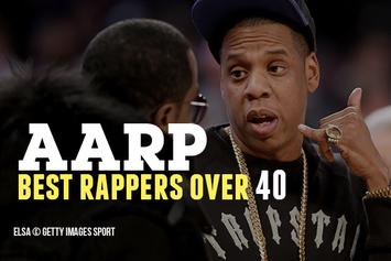 AARP: Best Rappers Over 40
