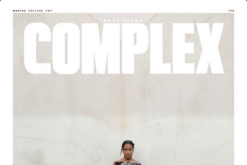 A$AP Rocky Covers Complex