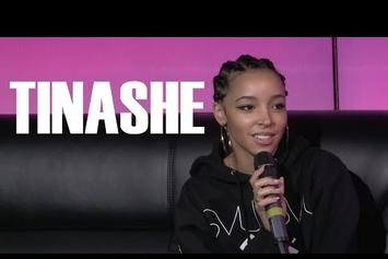 Tinashe Denies Iggy Azalea Beef, Shows Affinity For Nicki Minaj's Boobs