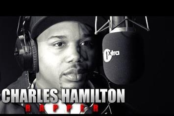 "Charles Hamilton Freestyles For 19 Straight Minutes On ""Fire In The Booth"""