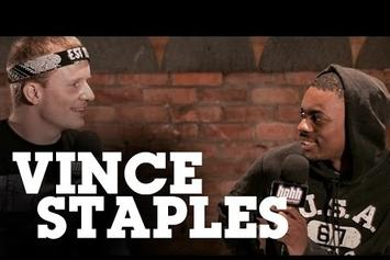 Vince Staples Talks Corny Rappers Who Hide Behind Drugs & Money