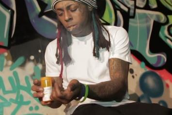 "Lil Wayne ""Selsun Blue"" Video"
