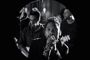 """Miguel Performs """"Coffee"""" Live For Jack Daniels' Uncut Sessions"""