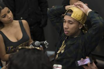 Tyga Allegedly Racked Up $10,000 In Fines For Excessive Parties