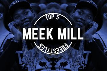 Top 5 Meek Mill Freestyles