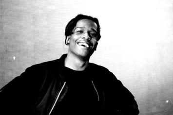 "Stream ASAP Rocky's Sophomore Album ""At.Long.Last.A$AP"""