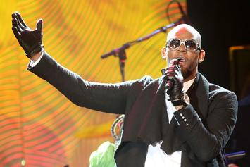 "R. Kelly Announces New Album ""Buffet"""