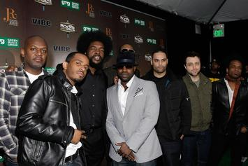 The Roots To Be Inducted Into The Philadelphia Music Walk Of Fame