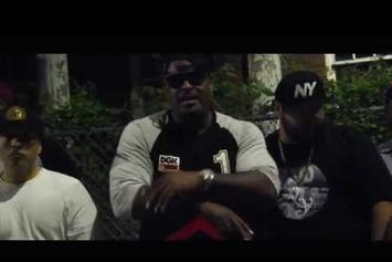 "Sheek Louch ""Gangstar Flow"" Video"