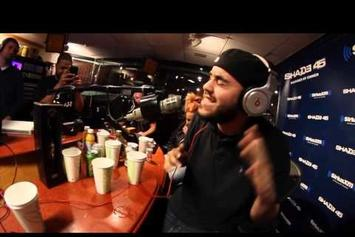 Your Old Droog Freestyles On Shade 45