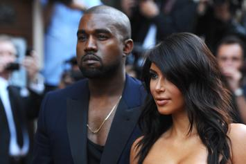 Are Kanye West & Kim Kardashian Expecting Twins?