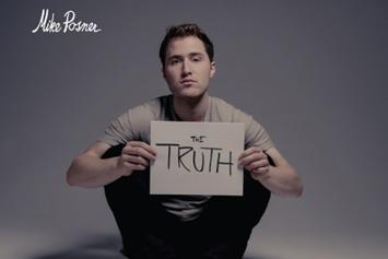 "Stream Mike Posner's New EP ""The Truth"""