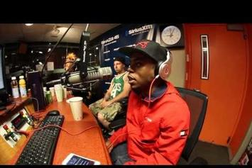 "Boogie Freestyles Over ""What Happened To That Boy"" On Shade 45"