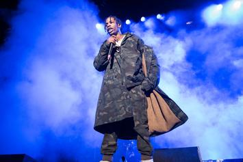 """Travis Scott To Summer Jam Cameraman: """"Get Your Nerdy Ass Off The Stage"""""""