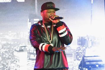 "50 Cent Threatens To Sue MediaTakeOut For Leaking La La Anthony Sex Scene From ""Power"""