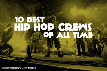 10 Best Hip-Hop Crews Of All Time