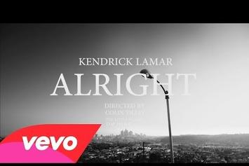 "Kendrick Lamar ""Alright"" Video"