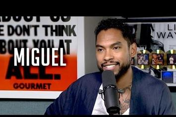 Miguel On HOT 97