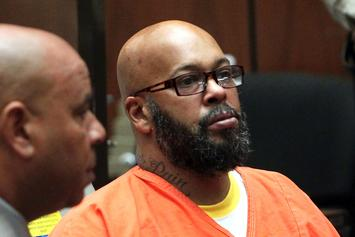 Suge Knight's Lawyer Files Motion To Reduce Bail, Says He Has Brain Tumor