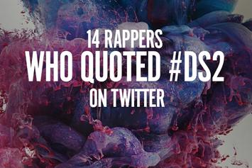 14 Rappers Who Quoted #DS2 On Twitter