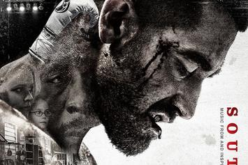 """Stream The """"Southpaw"""" Soundtrack Feat. Eminem, Slaughterhouse, Action Bronson & More"""