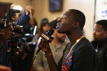Bobby Shmurda Pleads Not Guilty To Weapons Charges