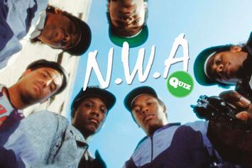 Quiz: N.W.A. Knowledge