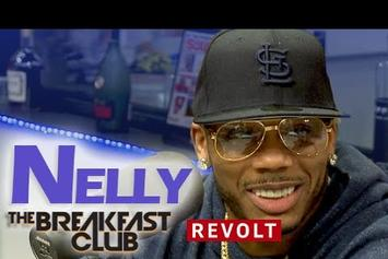 Nelly On The Breakfast Club
