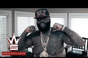 "Rick Ross Feat. Whole Slab ""Heavyweight"" Video"