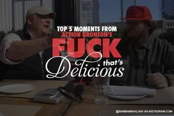 "Top 5 Moments From Action Bronson's ""Fuck, That's Delicious"""