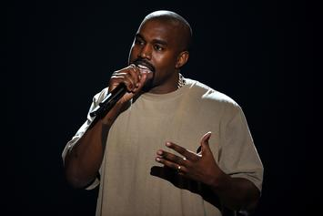 Kanye West Announces Presidential Candidacy In Wild VMA Speech