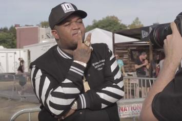 "DJ Mustard's ""Made In America 2015"" Vlog"