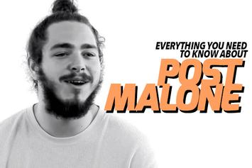 Everything You Need To Know About Post Malone