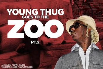 """Young Thug Goes To The Zoo Pt. 2: The Best Animal References On """"Slime Season"""""""
