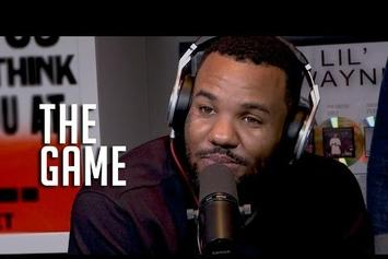 The Game On Hot 97