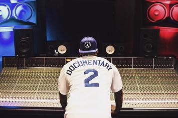 "The Game Says He Recorded About 700 Songs For ""The Documentary 2"""