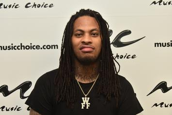 Waka Flocka Blasts His Label, Asks To Buy Out (Again)